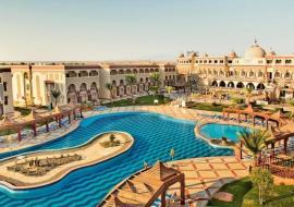 Hurghada utazás Sentido Mamlouk Palace