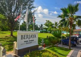 Seychelle-szigetek Praslin-sziget utazás Berjaya Praslin Resort