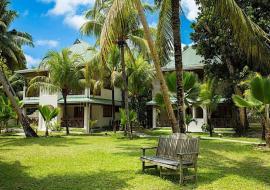 Seychelle-szigetek Praslin utazás Indian Ocean Lodge