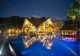 Seychelle-szigetek / Le Domaine de L'Orangeraie / La Digue