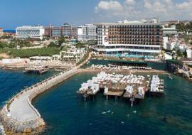 Alanya utazás Sirius Deluxe Resort
