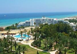 Sousse utazás Marhaba Beach Hotel