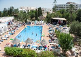 Sousse utazás Marhaba Salem Hotel