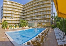 Costa Brava utazás Hotel President