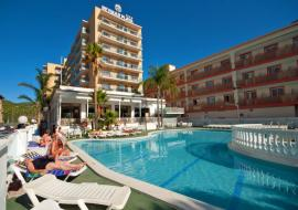 Costa Brava utazás Hotel Reymar Playa