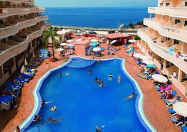 Tenerife utazás Bahia Flamingo