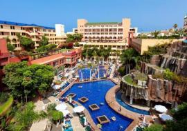 Tenerife utazás Best Jacaranda