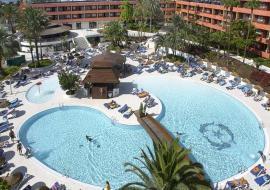 Tenerife utazás Alexandre Hotel La Siesta