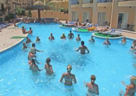 Hurghada utazás Sphinx Aqua Park Resort