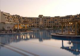 Hurghada utazás Steigenberger Al Dau Beach