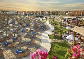 Hurghada utazás Sunrise Garden Beach