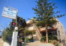 Kréta Kokkini Hani utazás Sunset Beach Hotel