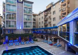 Alanya utazás Tac Premier Hotel & Spa