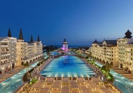 Antalya utazás Titanic Mardan Palace