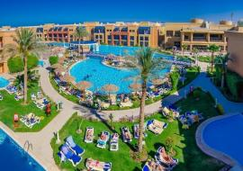 Hurghada utazás Titanic Palace