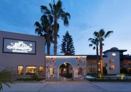 Alanya utazás Alaaddin Beach Hotel