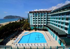 Alanya utazás Ananas Hotel