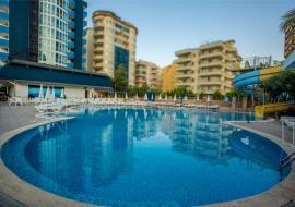 Alanya utazás Arsi Blue Beach Hotel