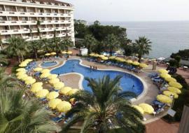Alanya utazás Aska Bayview Resort
