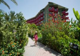 Alanya utazás Aydinbey Gold Dreams Hotel