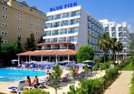Alanya utazás Blue Fish Hotel