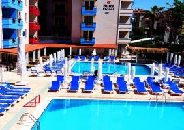 Alanya utazás Club Big Blue Hotel