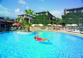 Alanya utazás Club Hotel Titan