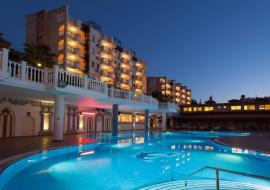 Alanya utazás Club Paradiso Hotel
