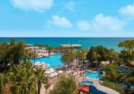 Alanya utazás Delphin Botanik Hotel