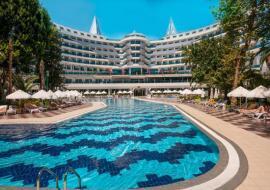 Alanya utazás Delphin Botanik Platinum Hotel