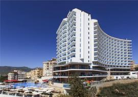 Akciós utak Alanya Diamond Hill Resort Hotel