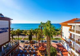 Alanya utazás Eftalia Aytur Hotel