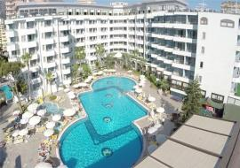Alanya utazás Grand Santana Hotel