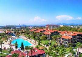 Alanya utazás Justiniano Club Park Conti Resort