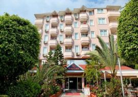 Alanya utazás Kahya Hotel