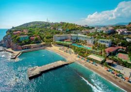 Alanya utazás Kemalbay Hotel