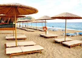Alanya utazás Kleopatra Dreams Beach Hotel