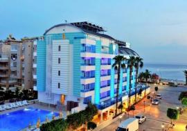Alanya utazás Mesut Hotel