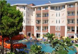 Alanya utazás Primera Suite Hotel