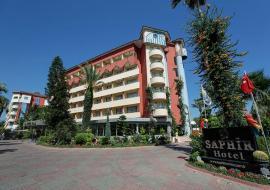 Alanya utazás Saphir Hotel & Villas