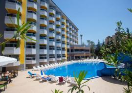 Alanya utazás Simply Fine Hotel