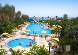Alanya utazás Stella Beach Hotel Alanya