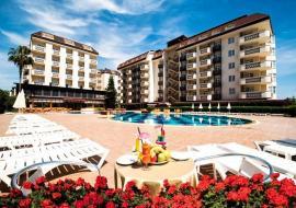 Alanya utazás Titan Garden Hotel