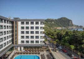 Alanya utazás Riviera Zen Hotel