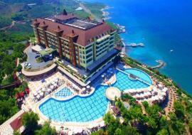 Alanya utazás Utopia World Hotel