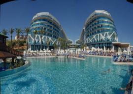 Alanya utazás Vikingen Infinity Resort & Spa