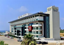 Alanya utazás White City Resort