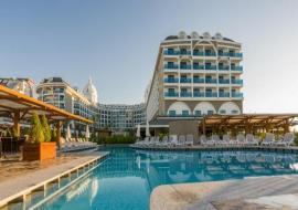 Antalya utazás Adalya Elite Lara