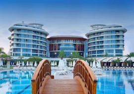 Antalya utazás Baia Lara