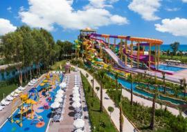 Antalya utazás Delphin Be Grand Resort